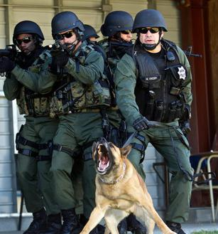 Lawmen Suppy NJ Police Contract